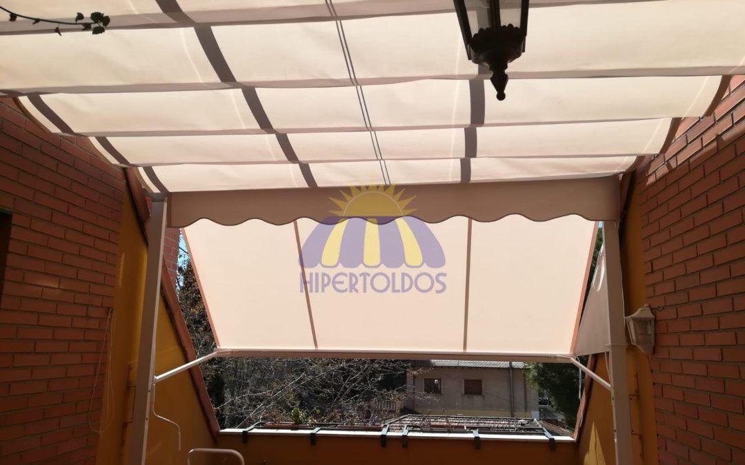 Hipertoldos le ofrece descuentos en pack toldo + pergola – Hipertoldos 2019