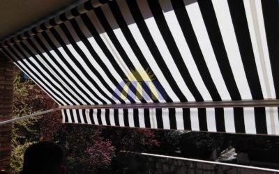 Instalación de toldos en Madrid