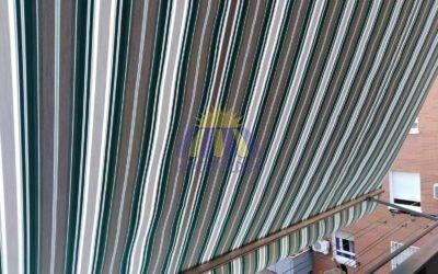 Instalación Toldo Stor, una opción ideal para su balcón