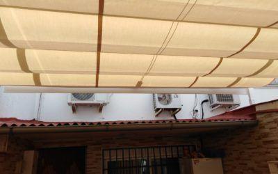 Instalación de pérgola en terrazas y cenadores – HIPERTOLDOS 2019