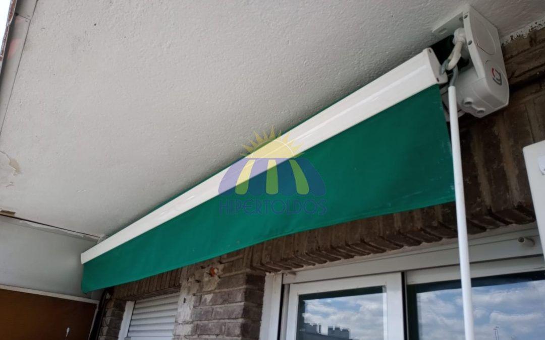 Toldos para balcones y ventanas, instalación en Madrid