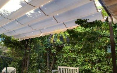 Pergolas para jardines y patios